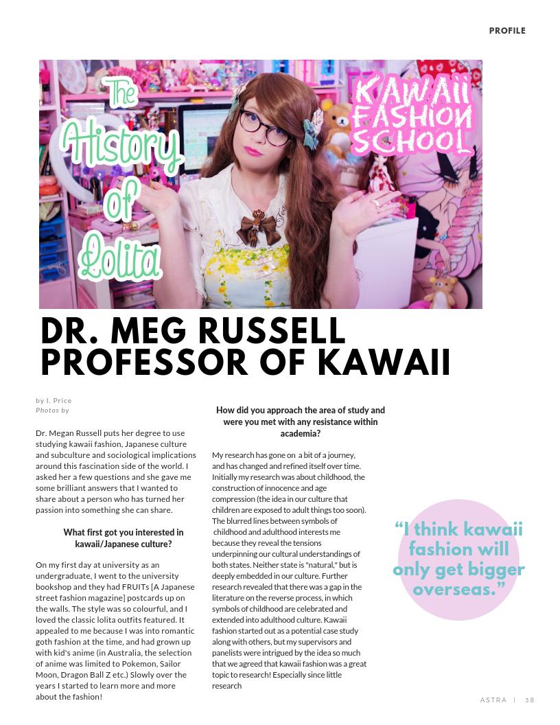 dr. meg rusell interview pg 1