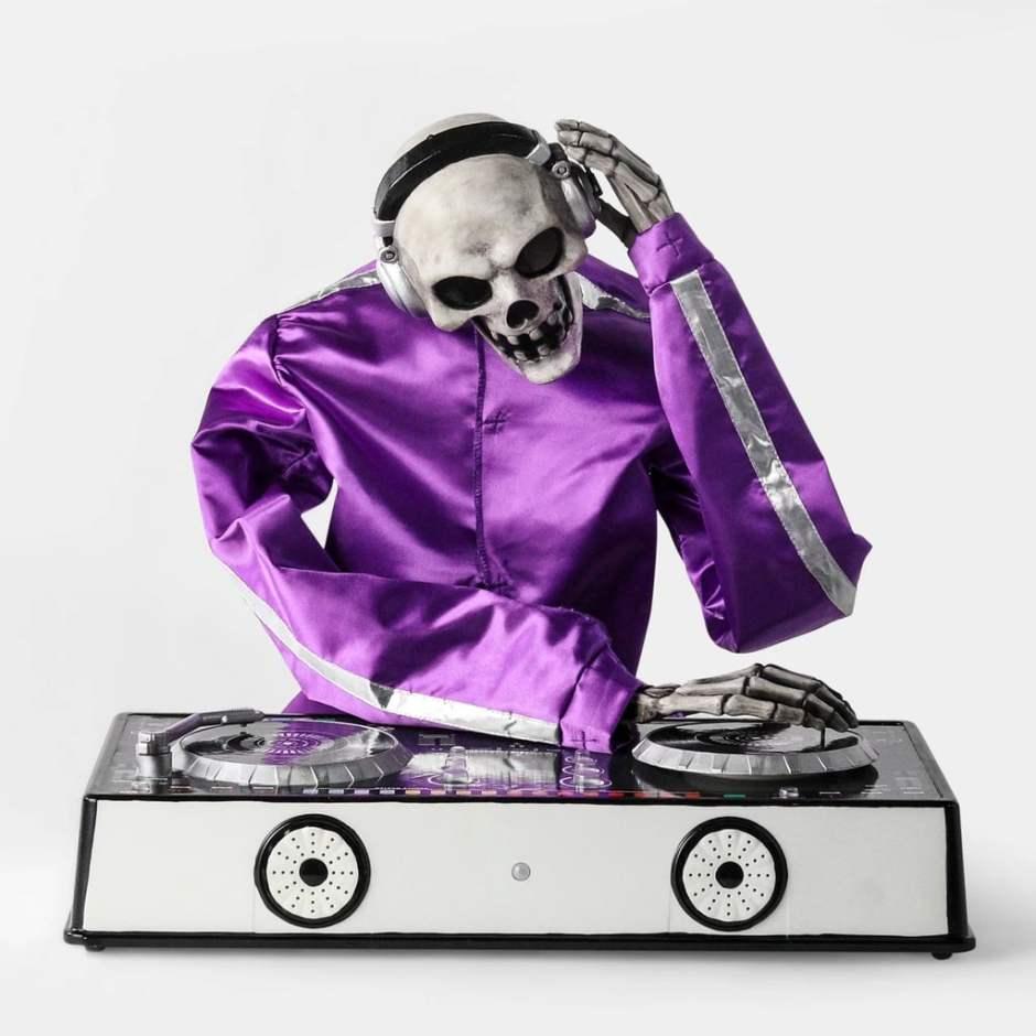 Animated-DJ-Skeleton-Decorative-Halloween-Prop